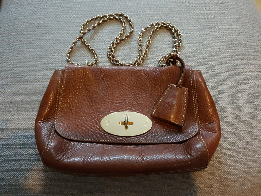 a8049df32a43 Authentic Mulberry Lily Bag