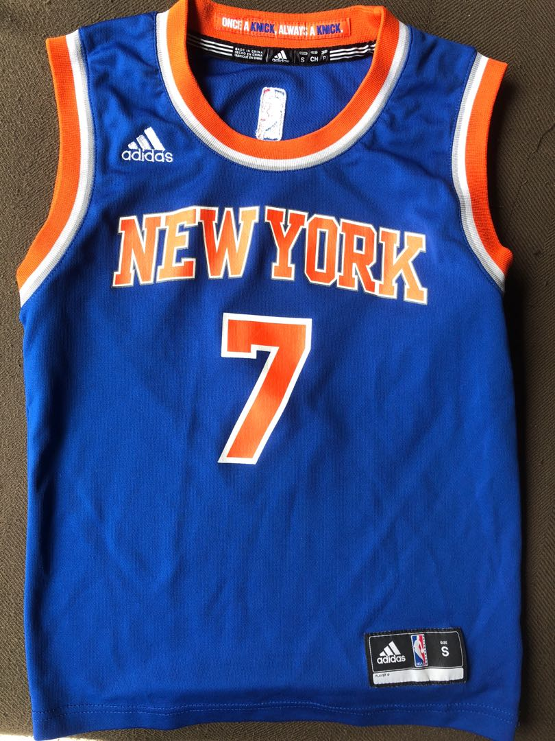 2666bf89140b Authentic NBA jersey from NBA store NYC!