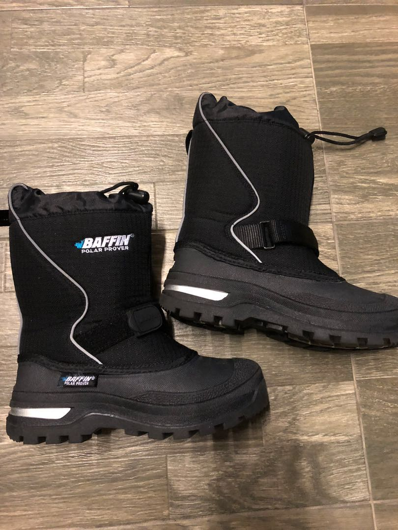 ef9f49672 Baffin Mustang Snow Boots Kids