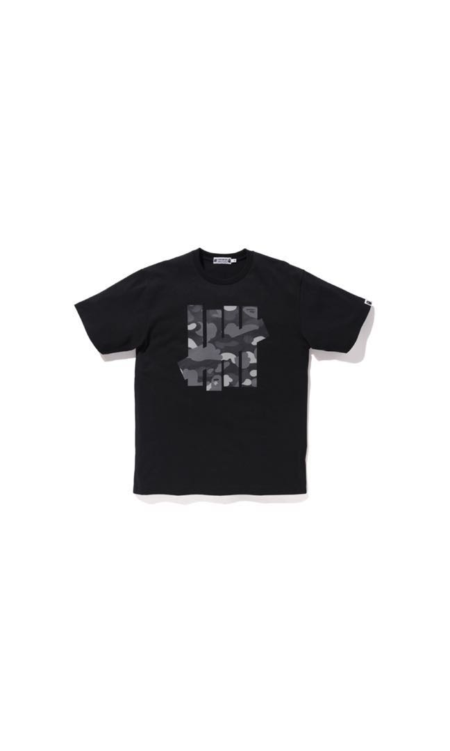 4c7ce1791 bape x undefeated 5 strikes tee, Men's Fashion, Clothes, Tops on ...