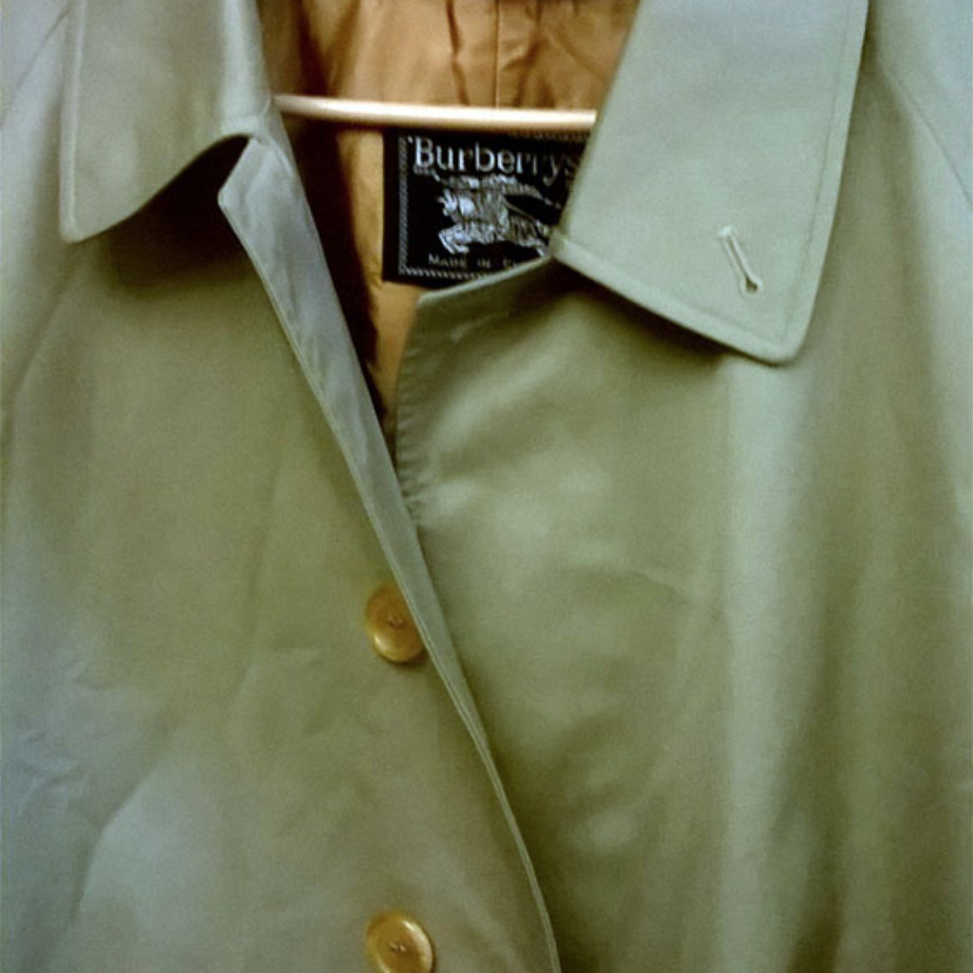 377a924ce17 Burberry trench/Car Coat, Men's Fashion, Clothes, Outerwear on Carousell