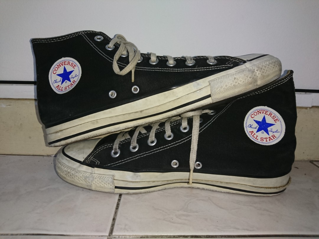 5b961dcce876 Converse Made In USA 90s
