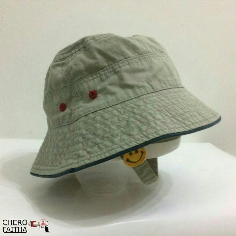e89b788d13e CRT CUTIE kid bucket hat topi budak