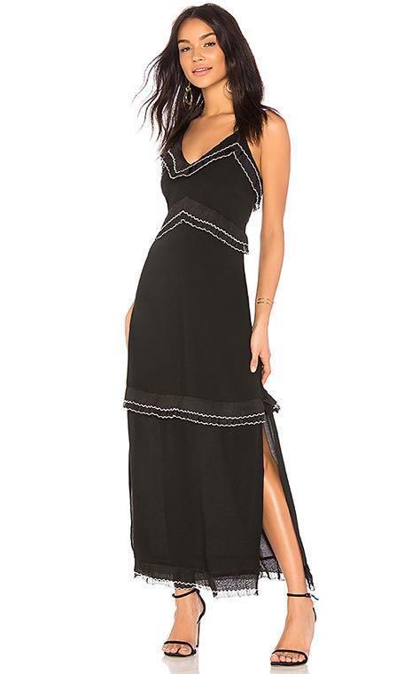 Elliatt Julius Dress in black
