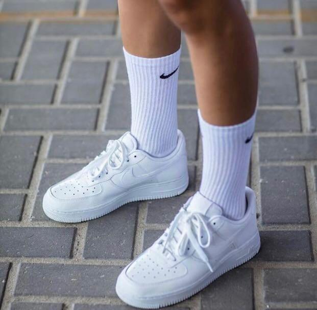 Giveaway Nike Air Force 1 07 White Women S Fashion Shoes