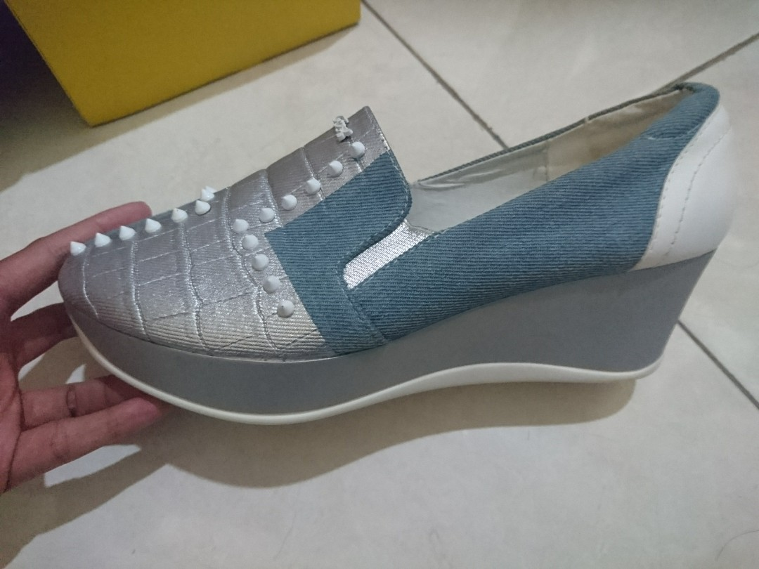 Gosh Wedges sepatu gosh original wedges af15d922bf