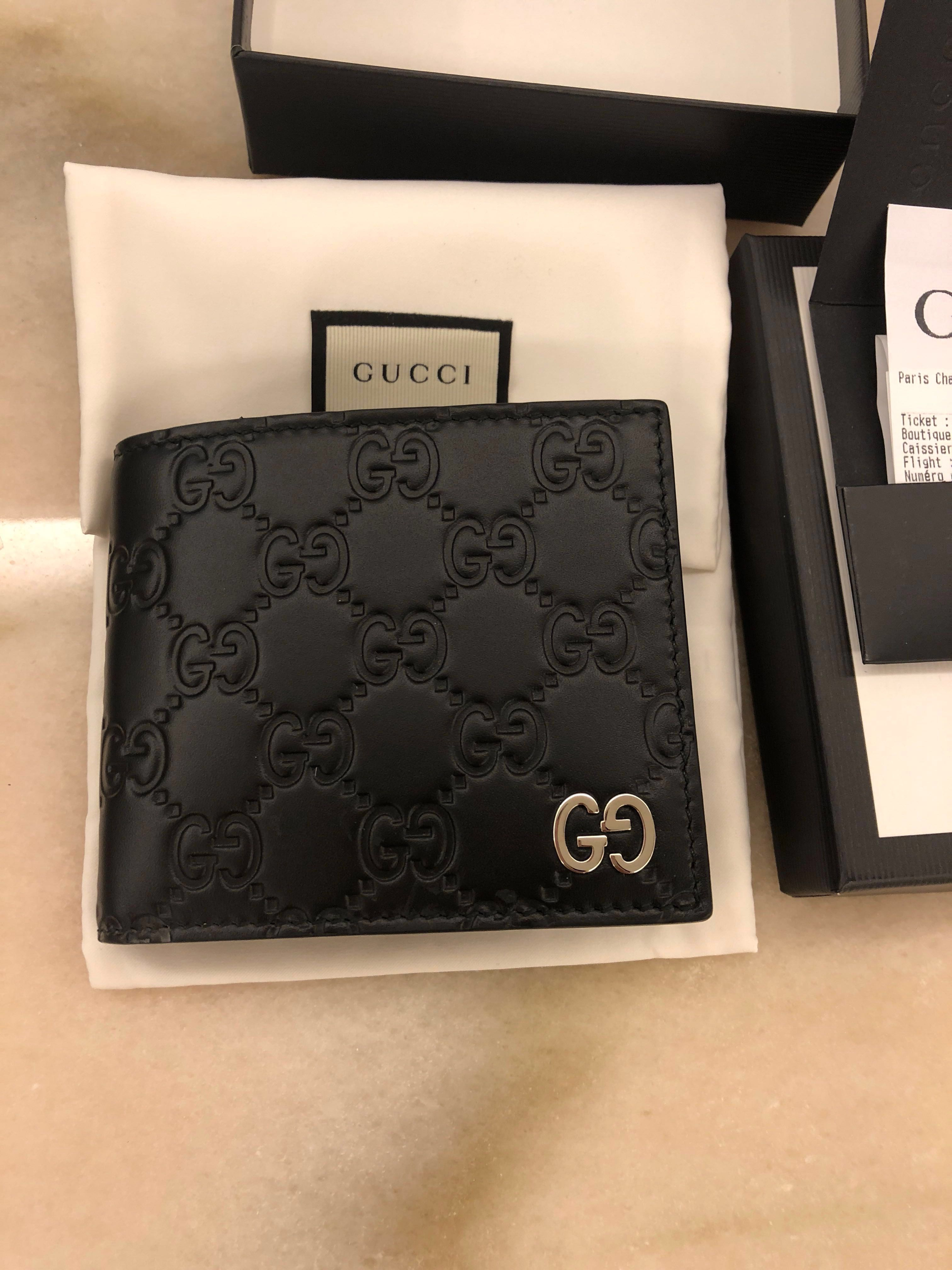 8cac8640f3c Gucci wallet from Europe