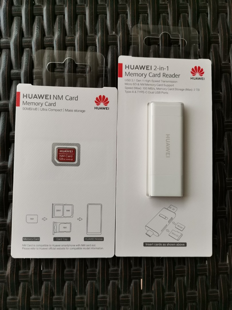 Huawei NM memory card 128GB