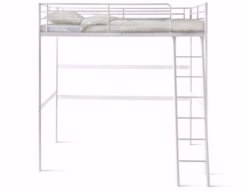 Super IKEA TROMSO Loft Bed Frame, Home & Furniture, Others on Carousell EO-78