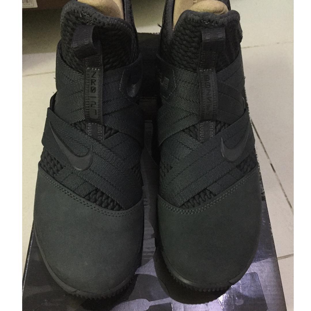 new products 9270a c82c5 Jual Nike Lebron Soldier XII SFG BNIB