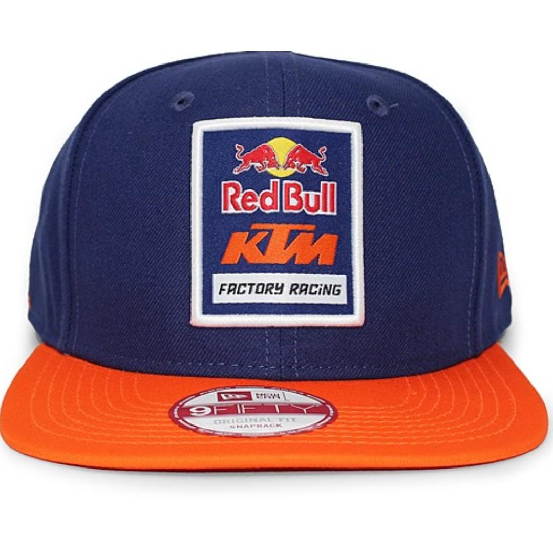 fd04ed6e0e4 KTM RACING X REDBULL X NEW ERA