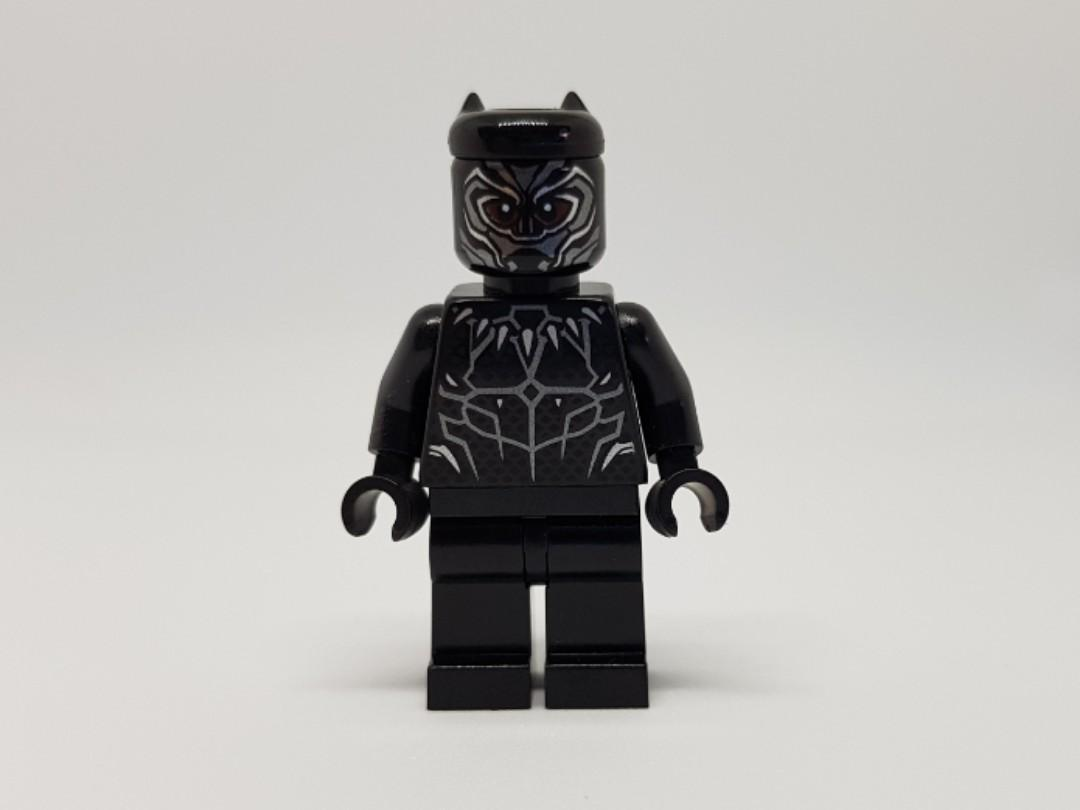 Lego 76103 Black Panther Minifigure