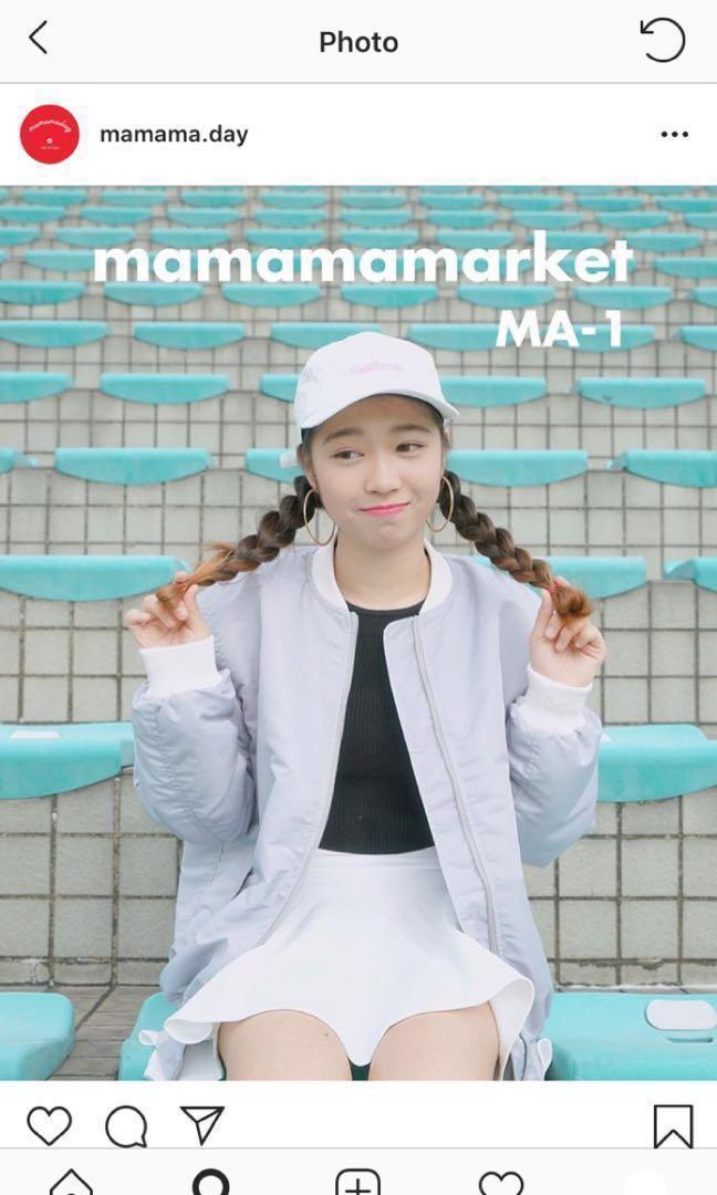 Mamamamarket Ma-1
