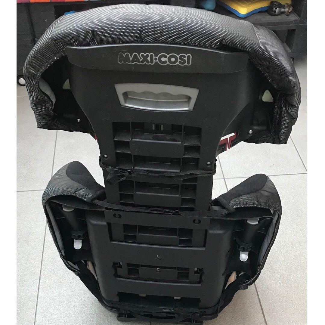 Ongekend Maxi-Cosi Rodi XR Booster Car Seat, Black & Grey/Phantom, Babies YN-12