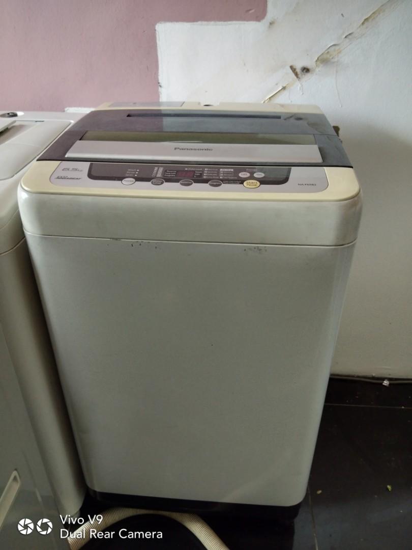 a10c6a733314c6 Mesin basuh Washing Machine Washer Panasonic 7kg, Peralatan Dapur di ...