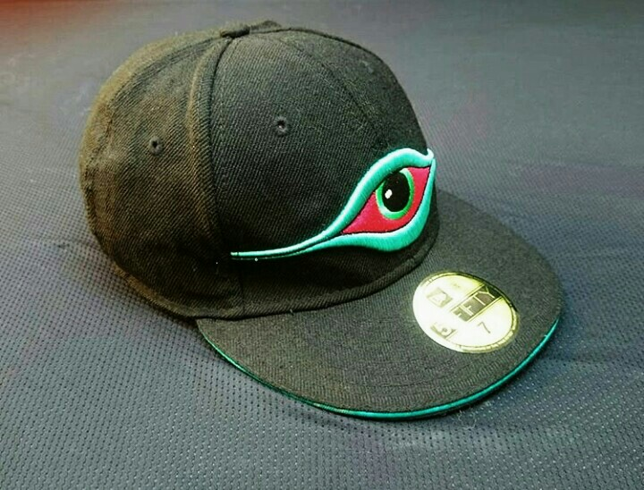 Mishka Baseball Caps Green Underbrim New Era Caps Gawk Black 7 1 4 ... 7e689b3b76f