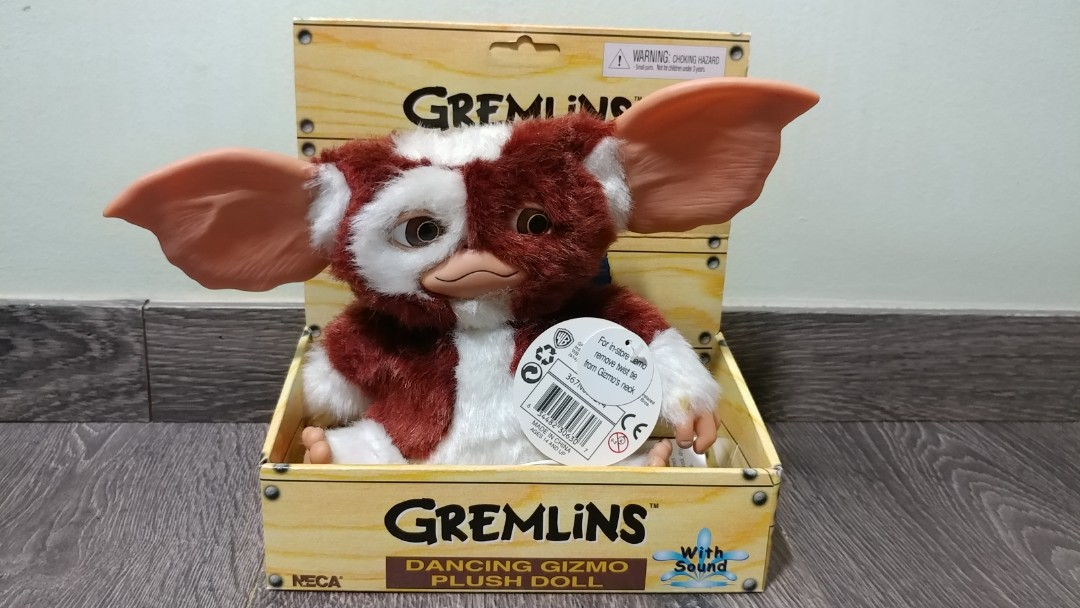 Neca Gremlins, Toys & Games, Stuffed Toys on Carousell