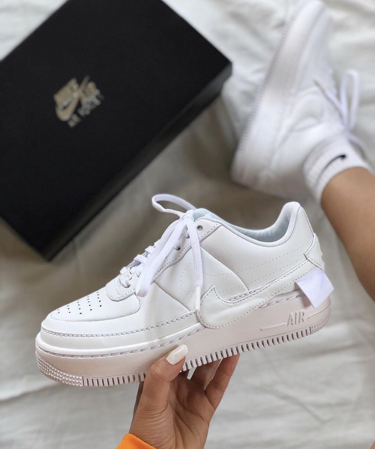 3f46a11db4 Nike Air Force 1 Jester XX, Women's Fashion, Shoes, Sneakers on ...
