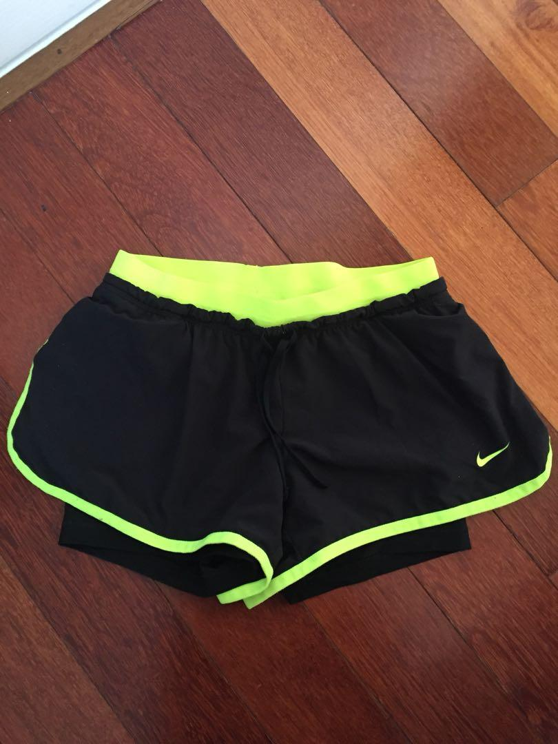 nike built in compression shorts