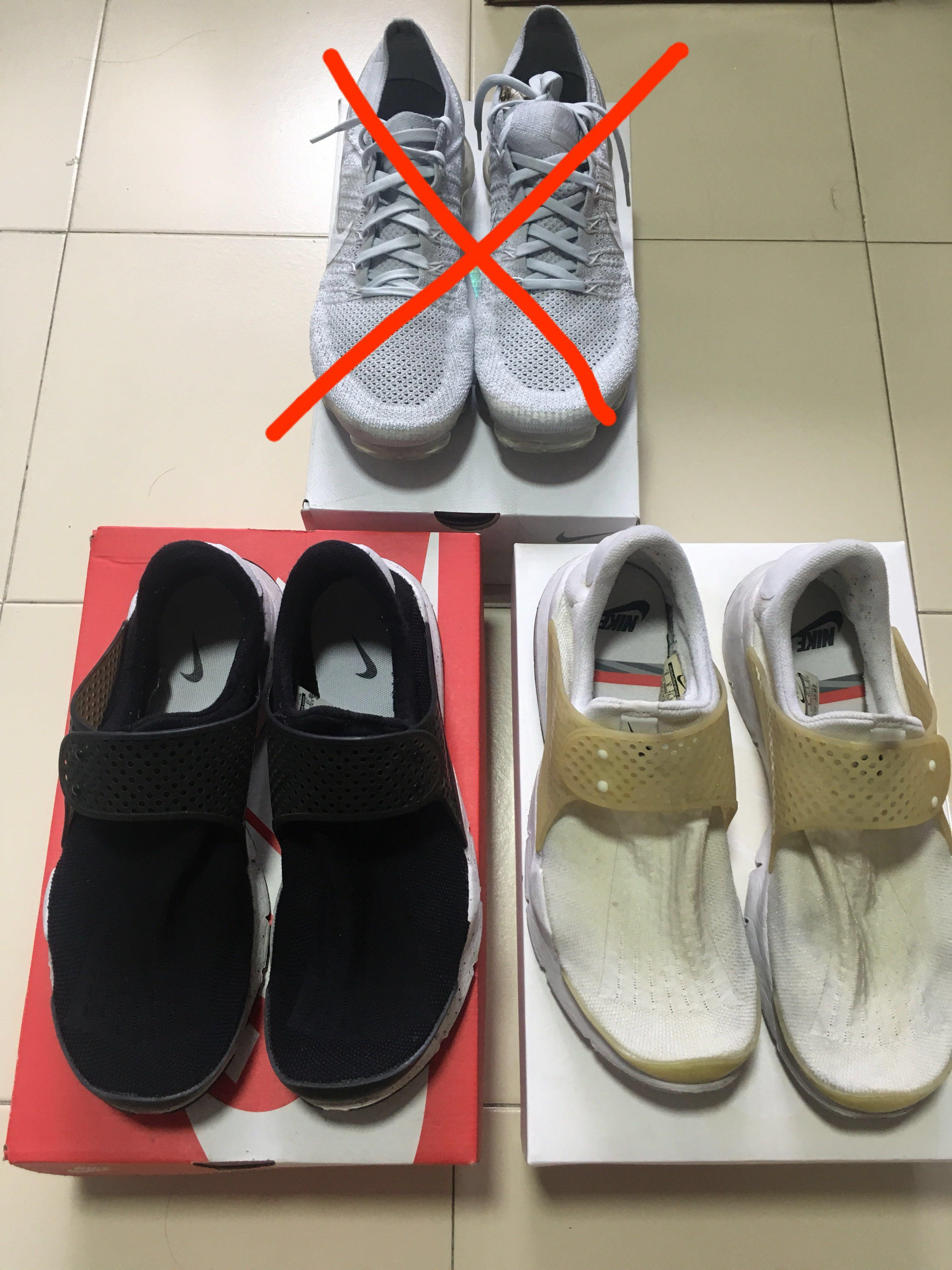 reputable site 5a2d0 caf6c Nike Sneakers Clearance (Vapormax/Sock Dart), Men's Fashion ...