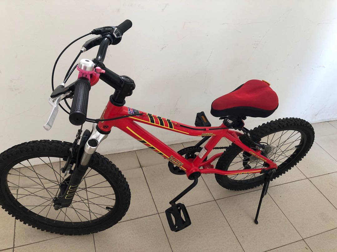 27a95c0a3b6 Raleigh Children's bicycle, Bicycles & PMDs, Bicycles, Mountain ...