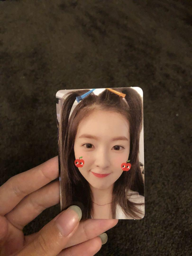 Red Velvet Official Summer Magic Limited Edition Album Photocard