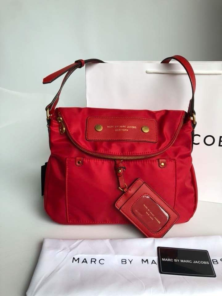 37b076c2149279 Sale! Marc Jacob Bag, Luxury, Bags & Wallets, Sling Bags on Carousell
