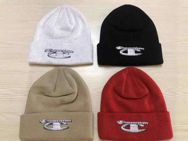 ddf92c29 Supreme champion 3D metallic crewneck Beanie, Men's Fashion, Accessories,  Others on Carousell