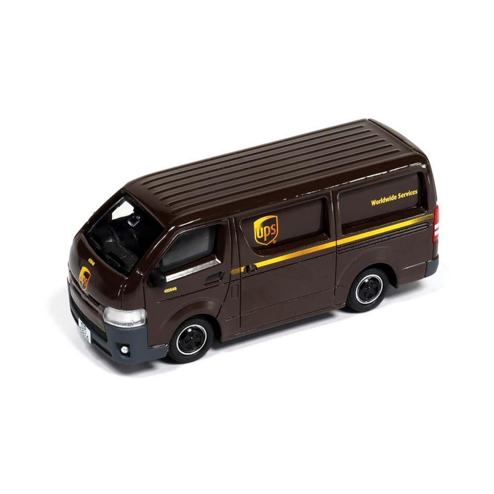 Tiny HK Diecast - UPS Set, Toys & Games, Others on Carousell