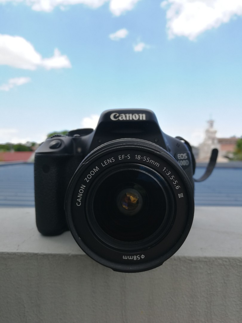 manual focus on canon 600d