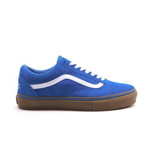 abe1af02faf5 Vans x Golf Wang Syndicate Old Skool Pro Blue Gum
