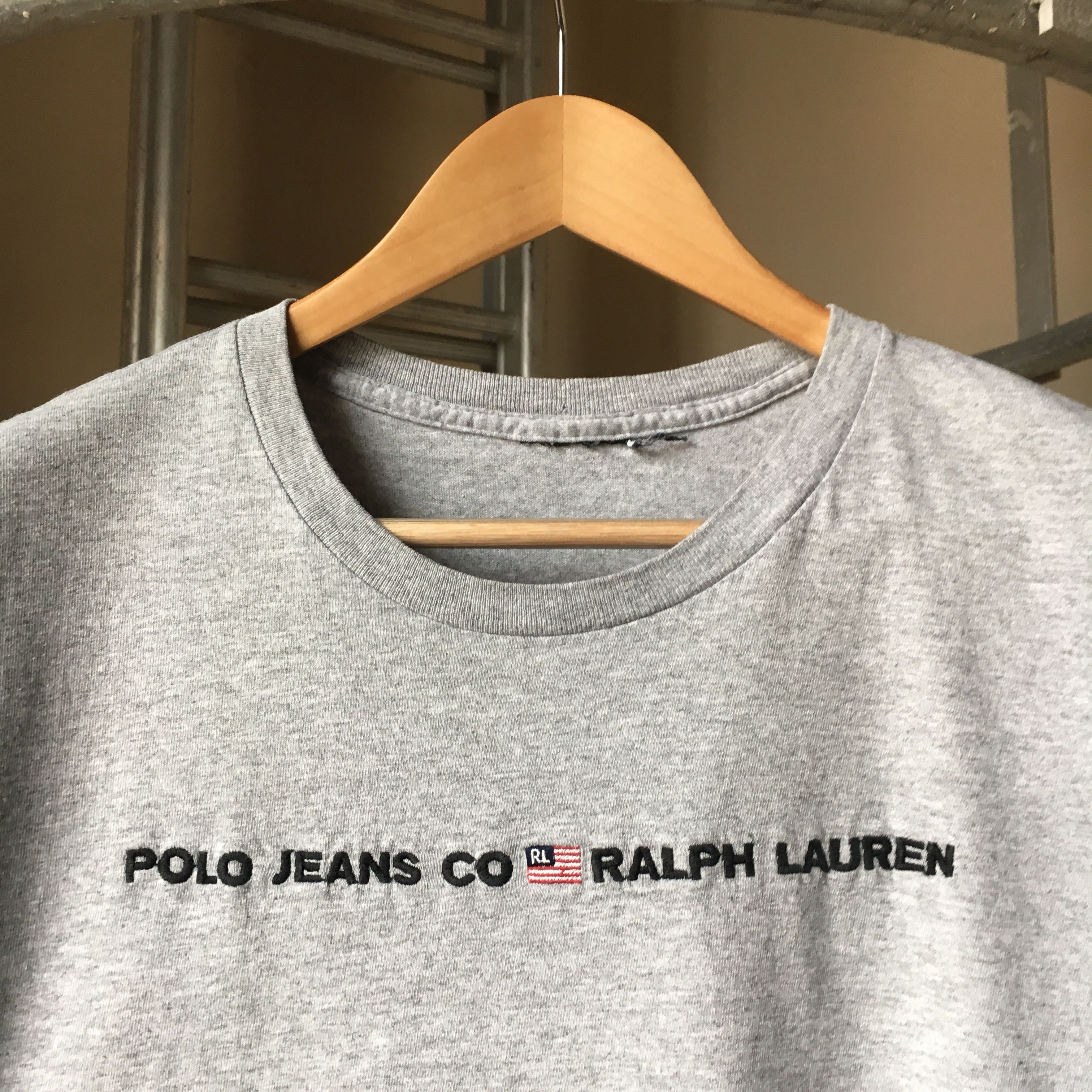 Vintage Tee Ralph Jeans Lauren Polo y76gvYfb