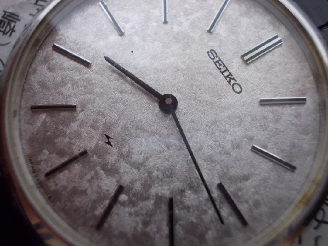 Female Bright Vintage Sekonda Quartz Gold Plated Wrist Watch Male