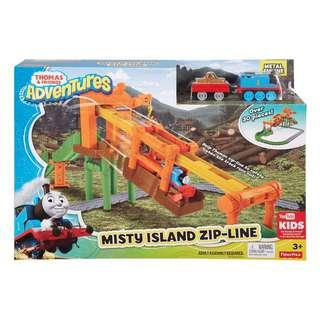 Thomas and Friends Adventures - Misty Island Zip line