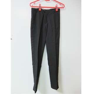 全新黑色褲子2