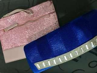 Pre-loved Party clutch purse