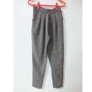 全新灰色長褲