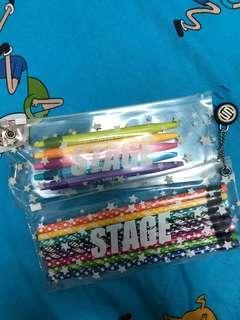 🚚 Stage原子筆鉛筆