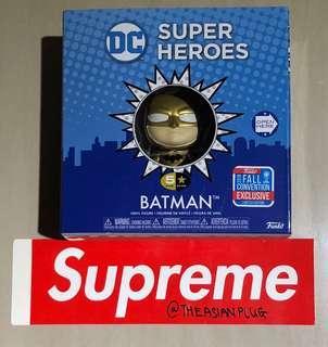 5 Star: DC - Batman (Gold Midas) - 2018 Fall Convention Exclusive