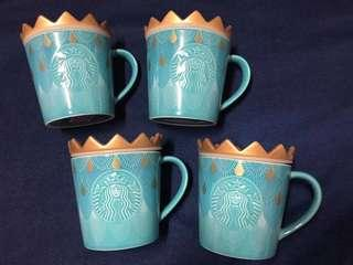 Starbucks Siren Crown Mug