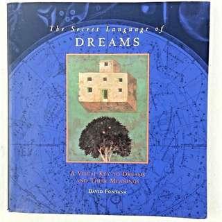 DREAM BOOK The Secret Language of Dreams