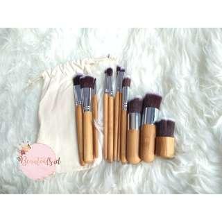 Bamboo Brush (dijual satuan)