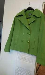 Wool coat. Excellent condition