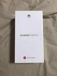 Huawei P20 Pro (Pearl White) limited edition - Brand New
