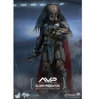 HOTTOYS Elder Predator Collectible Figure  MMS325 AVP