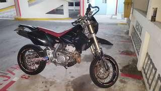 DRZ for Rent