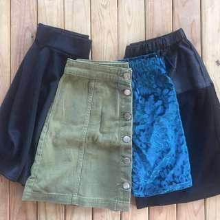 SKIRT BUNDLE (4)