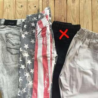 PANTS BUNDLE (3)