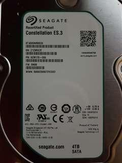 Hard Disk For Nas / Raid Storage