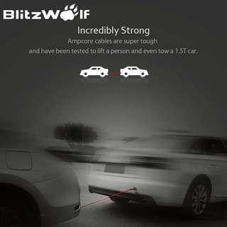 BlitzWolf Sync and Quick Charge Cable for Android!